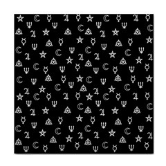 Witchcraft Symbols  Tile Coasters by Valentinaart
