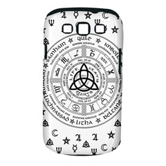 Witchcraft Symbols  Samsung Galaxy S Iii Classic Hardshell Case (pc+silicone)