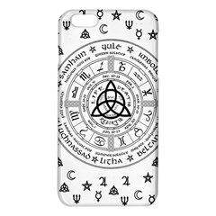 Witchcraft Symbols  Iphone 6 Plus/6s Plus Tpu Case by Valentinaart