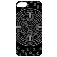 Witchcraft Symbols  Apple Iphone 5 Classic Hardshell Case by Valentinaart