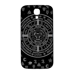 Witchcraft Symbols  Samsung Galaxy S4 I9500/i9505  Hardshell Back Case by Valentinaart