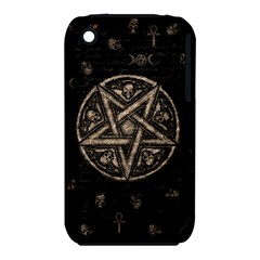 Witchcraft Symbols  Iphone 3s/3gs by Valentinaart