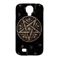 Witchcraft Symbols  Samsung Galaxy S4 Classic Hardshell Case (pc+silicone) by Valentinaart