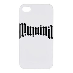 Illuminati Apple Iphone 4/4s Premium Hardshell Case by Valentinaart