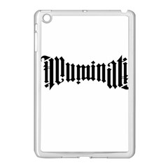 Illuminati Apple Ipad Mini Case (white) by Valentinaart