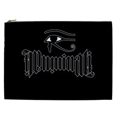 Illuminati Cosmetic Bag (xxl)  by Valentinaart