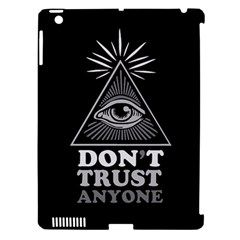 Illuminati Apple Ipad 3/4 Hardshell Case (compatible With Smart Cover) by Valentinaart