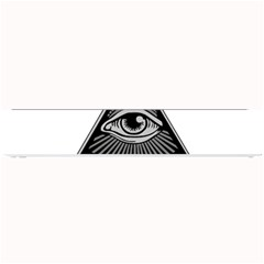 Illuminati Small Bar Mats by Valentinaart