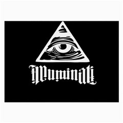 Illuminati Large Glasses Cloth
