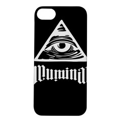Illuminati Apple Iphone 5s/ Se Hardshell Case