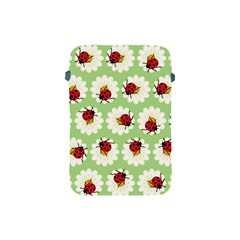 Ladybugs Pattern Apple Ipad Mini Protective Soft Cases by linceazul
