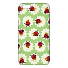 Ladybugs Pattern Iphone 6 Plus/6s Plus Tpu Case by linceazul