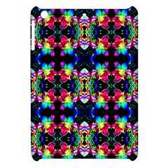 Colorful Bright Seamless Flower Pattern Apple Ipad Mini Hardshell Case by Costasonlineshop