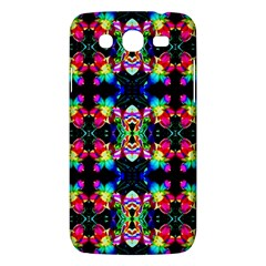 Colorful Bright Seamless Flower Pattern Samsung Galaxy Mega 5 8 I9152 Hardshell Case  by Costasonlineshop