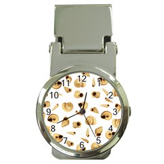 Shell Pattern Money Clip Watches