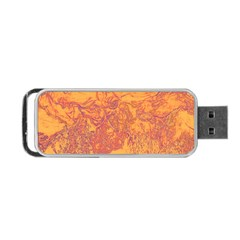 Colors Portable Usb Flash (one Side) by Valentinaart