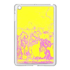 Colors Apple Ipad Mini Case (white) by Valentinaart