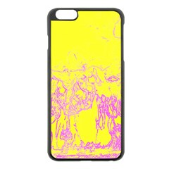 Colors Apple Iphone 6 Plus/6s Plus Black Enamel Case by Valentinaart