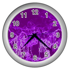 Colors Wall Clocks (silver)