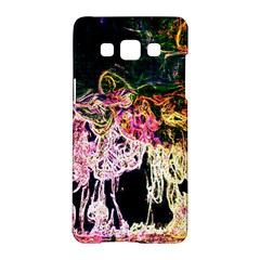 Colors Samsung Galaxy A5 Hardshell Case  by Valentinaart