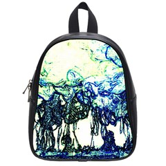 Colors School Bags (small)  by Valentinaart