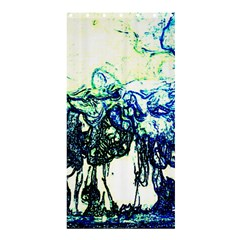 Colors Shower Curtain 36  X 72  (stall)  by Valentinaart