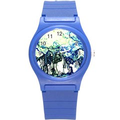 Colors Round Plastic Sport Watch (s) by Valentinaart