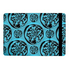 Turquoise Pattern Samsung Galaxy Tab Pro 10 1  Flip Case by linceazul