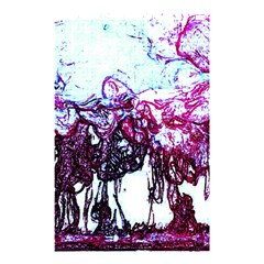 Colors Shower Curtain 48  X 72  (small)  by Valentinaart