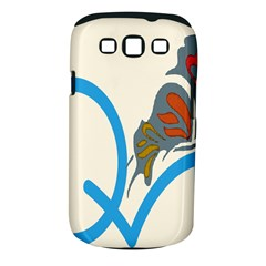 Butterfly Samsung Galaxy S Iii Classic Hardshell Case (pc+silicone) by Mariart