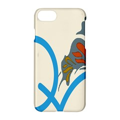 Butterfly Apple Iphone 7 Hardshell Case