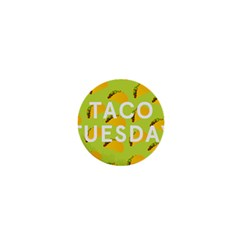 Bread Taco Tuesday 1  Mini Magnets by Mariart