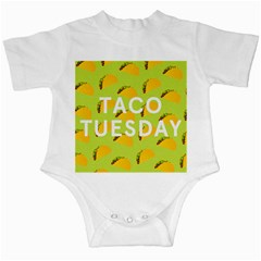 Bread Taco Tuesday Infant Creepers