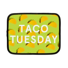 Bread Taco Tuesday Netbook Case (small)  by Mariart