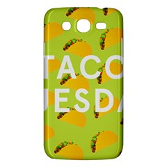 Bread Taco Tuesday Samsung Galaxy Mega 5 8 I9152 Hardshell Case  by Mariart