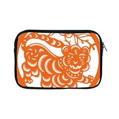 Chinese Zodiac Signs Tiger Star Orangehoroscope Apple Ipad Mini Zipper Cases by Mariart