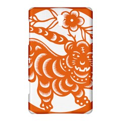 Chinese Zodiac Signs Tiger Star Orangehoroscope Samsung Galaxy Tab S (8 4 ) Hardshell Case  by Mariart