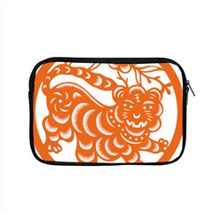 Chinese Zodiac Signs Tiger Star Orangehoroscope Apple Macbook Pro 15  Zipper Case by Mariart