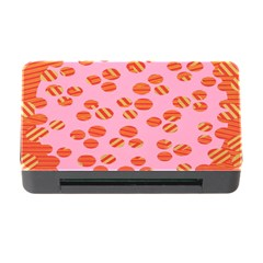 Distance Absence Sea Holes Polka Dot Line Circle Orange Chevron Wave Memory Card Reader With Cf by Mariart