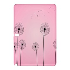 Flower Back Pink Sun Fly Samsung Galaxy Tab Pro 10 1 Hardshell Case by Mariart