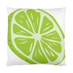 Gerald Lime Green Standard Cushion Case (two Sides) by Mariart