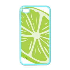 Gerald Lime Green Apple Iphone 4 Case (color) by Mariart