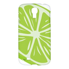 Gerald Lime Green Samsung Galaxy S4 I9500/i9505 Hardshell Case by Mariart