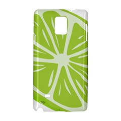 Gerald Lime Green Samsung Galaxy Note 4 Hardshell Case by Mariart
