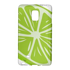 Gerald Lime Green Galaxy Note Edge by Mariart