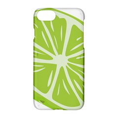 Gerald Lime Green Apple Iphone 7 Hardshell Case by Mariart
