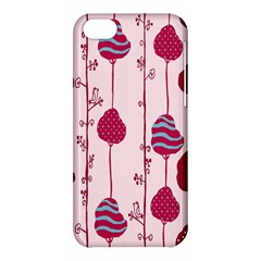 Flower Floral Mpink Frame Apple Iphone 5c Hardshell Case by Mariart