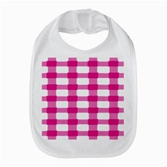 Hot Pink Brush Stroke Plaid Tech White Amazon Fire Phone by Mariart