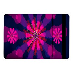 Flower Red Pink Purple Star Sunflower Samsung Galaxy Tab Pro 10 1  Flip Case by Mariart