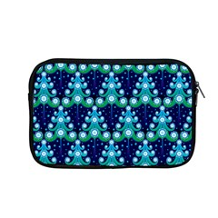 Christmas Tree Snow Green Blue Apple Macbook Pro 13  Zipper Case by Mariart